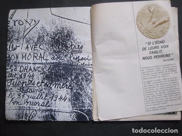 Militaria: HISTORIA DE UN CRIMEN - IMPOSIBLE OLVIDAR - CAMPOS DE CONCENTRACION NAZIS- VER FOTOS-(V- 10.942) - Foto 2 - 86158288