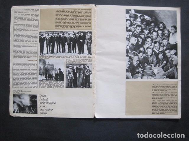 Militaria: HISTORIA DE UN CRIMEN - IMPOSIBLE OLVIDAR - CAMPOS DE CONCENTRACION NAZIS- VER FOTOS-(V- 10.942) - Foto 4 - 86158288