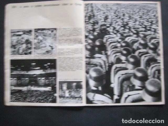 Militaria: HISTORIA DE UN CRIMEN - IMPOSIBLE OLVIDAR - CAMPOS DE CONCENTRACION NAZIS- VER FOTOS-(V- 10.942) - Foto 8 - 86158288