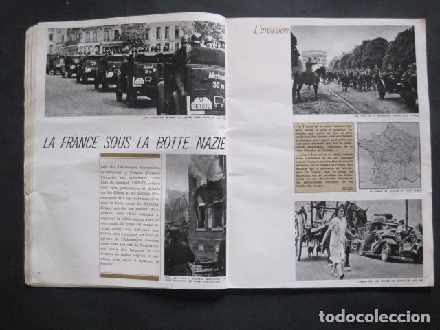 Militaria: HISTORIA DE UN CRIMEN - IMPOSIBLE OLVIDAR - CAMPOS DE CONCENTRACION NAZIS- VER FOTOS-(V- 10.942) - Foto 9 - 86158288
