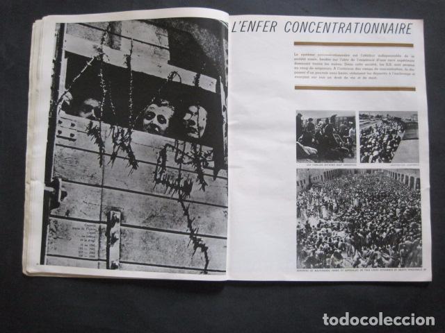 Militaria: HISTORIA DE UN CRIMEN - IMPOSIBLE OLVIDAR - CAMPOS DE CONCENTRACION NAZIS- VER FOTOS-(V- 10.942) - Foto 15 - 86158288