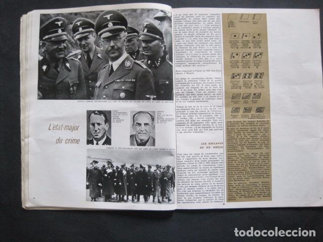 Militaria: HISTORIA DE UN CRIMEN - IMPOSIBLE OLVIDAR - CAMPOS DE CONCENTRACION NAZIS- VER FOTOS-(V- 10.942) - Foto 16 - 86158288