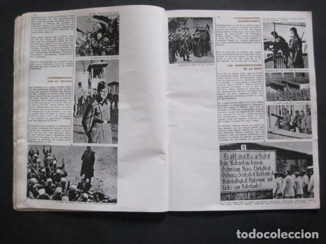 Militaria: HISTORIA DE UN CRIMEN - IMPOSIBLE OLVIDAR - CAMPOS DE CONCENTRACION NAZIS- VER FOTOS-(V- 10.942) - Foto 17 - 86158288