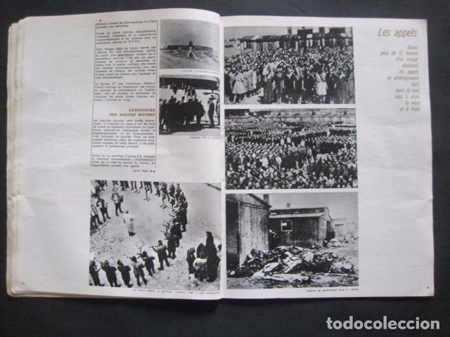 Militaria: HISTORIA DE UN CRIMEN - IMPOSIBLE OLVIDAR - CAMPOS DE CONCENTRACION NAZIS- VER FOTOS-(V- 10.942) - Foto 18 - 86158288