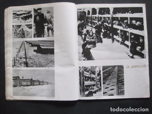 Militaria: HISTORIA DE UN CRIMEN - IMPOSIBLE OLVIDAR - CAMPOS DE CONCENTRACION NAZIS- VER FOTOS-(V- 10.942) - Foto 19 - 86158288