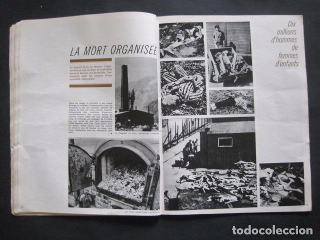 Militaria: HISTORIA DE UN CRIMEN - IMPOSIBLE OLVIDAR - CAMPOS DE CONCENTRACION NAZIS- VER FOTOS-(V- 10.942) - Foto 21 - 86158288