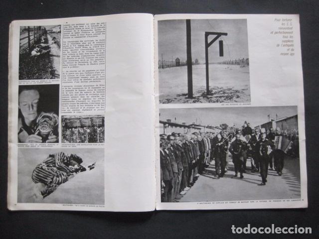 Militaria: HISTORIA DE UN CRIMEN - IMPOSIBLE OLVIDAR - CAMPOS DE CONCENTRACION NAZIS- VER FOTOS-(V- 10.942) - Foto 23 - 86158288