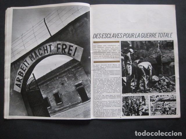 Militaria: HISTORIA DE UN CRIMEN - IMPOSIBLE OLVIDAR - CAMPOS DE CONCENTRACION NAZIS- VER FOTOS-(V- 10.942) - Foto 26 - 86158288