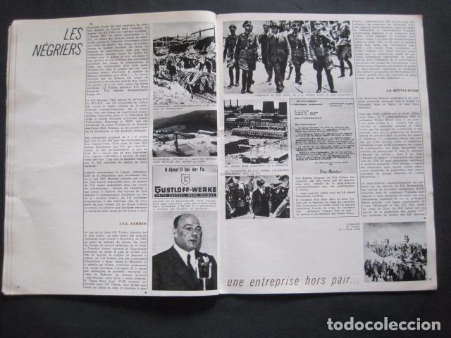 Militaria: HISTORIA DE UN CRIMEN - IMPOSIBLE OLVIDAR - CAMPOS DE CONCENTRACION NAZIS- VER FOTOS-(V- 10.942) - Foto 29 - 86158288