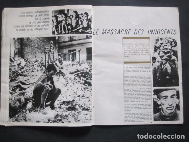 Militaria: HISTORIA DE UN CRIMEN - IMPOSIBLE OLVIDAR - CAMPOS DE CONCENTRACION NAZIS- VER FOTOS-(V- 10.942) - Foto 31 - 86158288