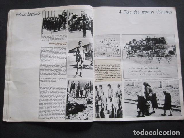 Militaria: HISTORIA DE UN CRIMEN - IMPOSIBLE OLVIDAR - CAMPOS DE CONCENTRACION NAZIS- VER FOTOS-(V- 10.942) - Foto 33 - 86158288