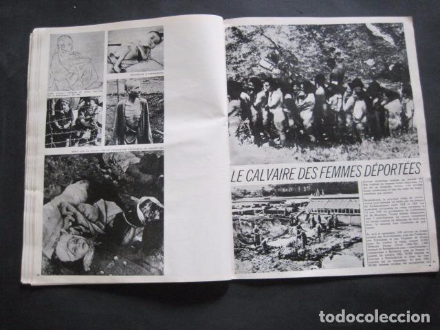 Militaria: HISTORIA DE UN CRIMEN - IMPOSIBLE OLVIDAR - CAMPOS DE CONCENTRACION NAZIS- VER FOTOS-(V- 10.942) - Foto 34 - 86158288