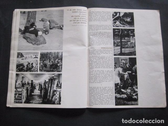 Militaria: HISTORIA DE UN CRIMEN - IMPOSIBLE OLVIDAR - CAMPOS DE CONCENTRACION NAZIS- VER FOTOS-(V- 10.942) - Foto 36 - 86158288
