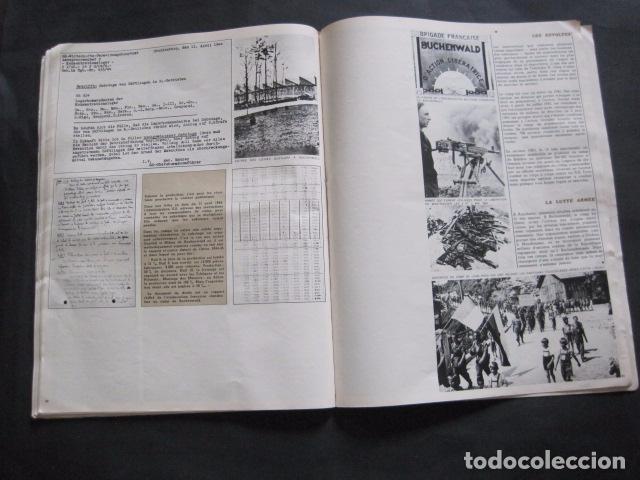 Militaria: HISTORIA DE UN CRIMEN - IMPOSIBLE OLVIDAR - CAMPOS DE CONCENTRACION NAZIS- VER FOTOS-(V- 10.942) - Foto 41 - 86158288