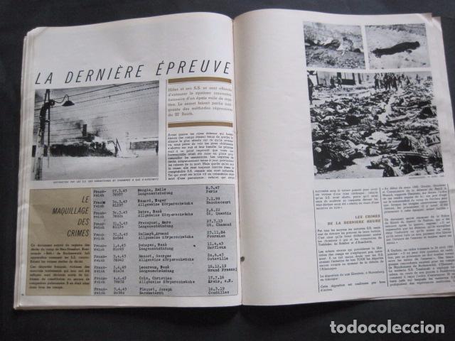 Militaria: HISTORIA DE UN CRIMEN - IMPOSIBLE OLVIDAR - CAMPOS DE CONCENTRACION NAZIS- VER FOTOS-(V- 10.942) - Foto 43 - 86158288