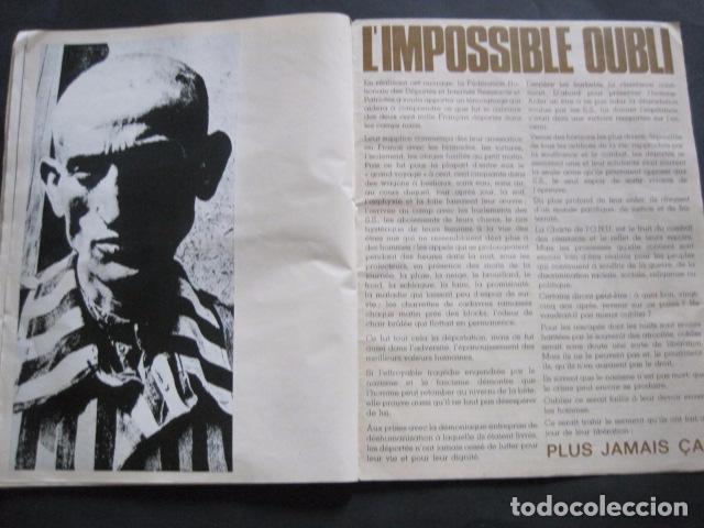 Militaria: HISTORIA DE UN CRIMEN - IMPOSIBLE OLVIDAR - CAMPOS DE CONCENTRACION NAZIS- VER FOTOS-(V- 10.942) - Foto 49 - 86158288