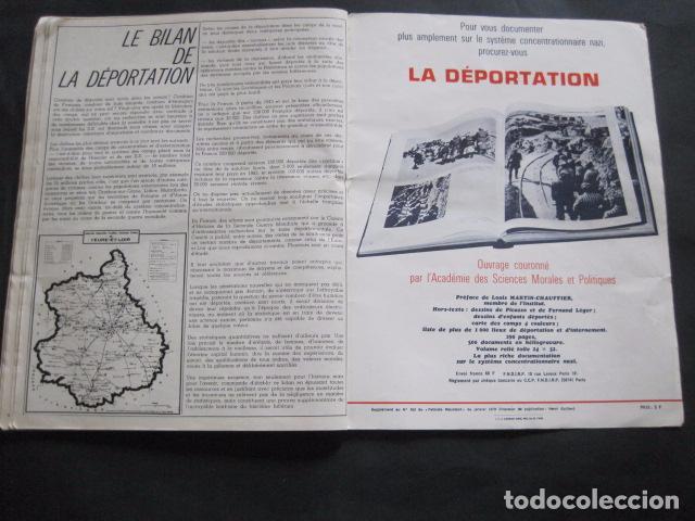 Militaria: HISTORIA DE UN CRIMEN - IMPOSIBLE OLVIDAR - CAMPOS DE CONCENTRACION NAZIS- VER FOTOS-(V- 10.942) - Foto 50 - 86158288