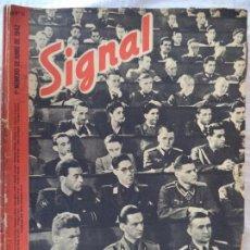 Militaria - SIGNAL.Nº 1 DE JUNIO DE 1942 - 86910740