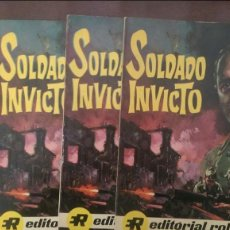 Militaria: SOLDADO INVICTO 1969. Lote 87630428