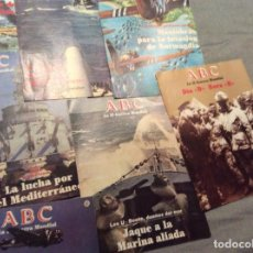 Militaria: REVISTAS MUY INTERESANTES DE LA GUERRA CON FOTO. Lote 89019284