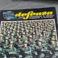 Militaria: REVISTA DEFENSA Nº 67 AÑO 1983 - REVISTA INTERNACIONAL DE EJÉRCITOS, ARMAMENTO Y TECNOLOGÍA. Lote 90569998