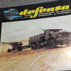 Militaria: REVISTA DEFENSA Nº 69 AÑO 1984 - REVISTA INTERNACIONAL DE EJÉRCITOS, ARMAMENTO Y TECNOLOGÍA. Lote 90575814