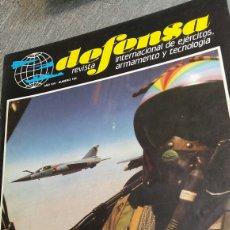 Militaria: REVISTA DEFENSA Nº 185 AÑO 1993 - REVISTA INTERNACIONAL DE EJÉRCITOS, ARMAMENTO Y TECNOLOGÍA. Lote 90676927