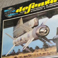 Militaria: REVISTA DEFENSA Nº 61 AÑO 1983 - REVISTA INTERNACIONAL DE EJÉRCITOS, ARMAMENTO Y TECNOLOGÍA. Lote 90677740