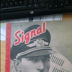 Militaria: SIGNAL Nº 17 - DECEMBRE 1940 EDICION FRANCESA GASTOS DE ENVIO GRATIS. Lote 91845445