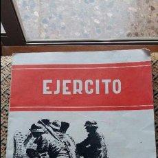 Militaria: EJERCITO. REVISTA ILUSTRADA DE LAS ARMAS Y SERVICIOS. MINISTERIO DEL EJERCITO. Nº 209, JUNIO 1957. Lote 92694835