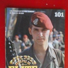 Militaria: CUERPOS DE ÉLITE Nº 101. Lote 101188016