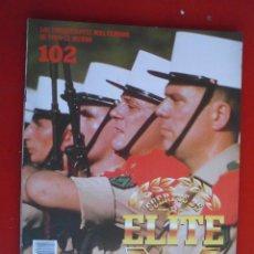 Militaria: CUERPOS DE ÉLITE Nº 102. Lote 101188108
