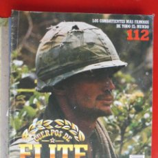 Militaria: CUERPOS DE ÉLITE Nº 112. Lote 101188726