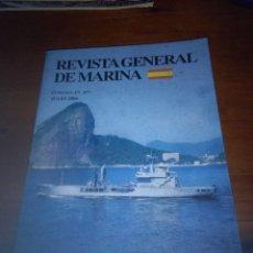 Militaria: REVISTA GENERAL DE MARINA. JULIO 2006. B9R. Lote 93181285