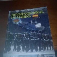 Militaria: REVISTA GENERAL DE MARINA. ABRIL 2012. B9R. Lote 93181390