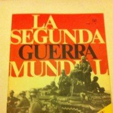 Militaria: 2ª GUERRA MUNDIAL - COLECCIÓN COMPLETA 144 FASCICULOS - CODEX 1967 - COMPLETAMENTE NUEVOS. Lote 93842130