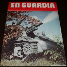 Militaria: REVISTA EN GUARDIA, PARA LA DEFENSA DE LAS AMÉRICAS - II GUERRA MUNDIAL - AÑO 3 Nº 12. Lote 94421038