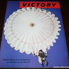 Militaria: REVISTA VICTORY - II GUERRA MUNDIAL - VOLUMEN 1 Nº 2 - EN ESPAÑOL. Lote 94421114