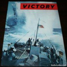 Militaria: REVISTA VICTORY - II GUERRA MUNDIAL - VOLUMEN 1 Nº 3 - EN ESPAÑOL. Lote 94421126