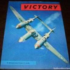 Militaria: REVISTA VICTORY - II GUERRA MUNDIAL - VOLUMEN 1 Nº 4 - EN ESPAÑOL. Lote 94421154