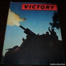 Militaria: REVISTA VICTORY - II GUERRA MUNDIAL - VOLUMEN 1 Nº 5 - EN ESPAÑOL. Lote 94421238