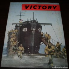 Militaria: REVISTA VICTORY - II GUERRA MUNDIAL - VOLUMEN 1 Nº 6 - EN ESPAÑOL. Lote 94421298