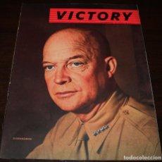 Militaria: REVISTA VICTORY - II GUERRA MUNDIAL - VOLUMEN 2 Nº 1 - EN ESPAÑOL. Lote 94421310