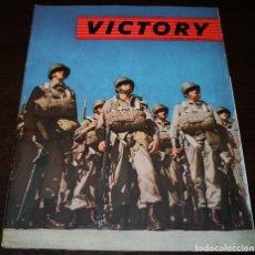 Militaria: REVISTA VICTORY - II GUERRA MUNDIAL - VOLUMEN 2 Nº 2 - EN ESPAÑOL. Lote 94421338