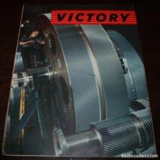 Militaria: REVISTA VICTORY - II GUERRA MUNDIAL - VOLUMEN 2 Nº 5 - EN ESPAÑOL. Lote 94421366
