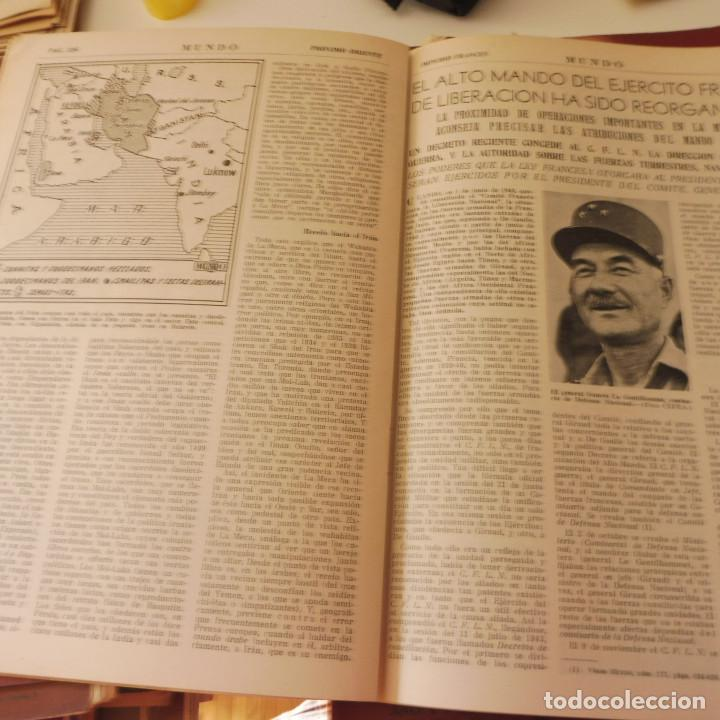 Militaria: Lote 80 revistas Mundo II Guerra Mundial - Foto 4 - 94448790