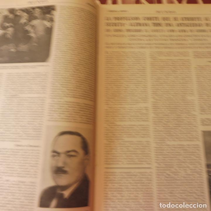 Militaria: Lote 80 revistas Mundo II Guerra Mundial - Foto 5 - 94448790