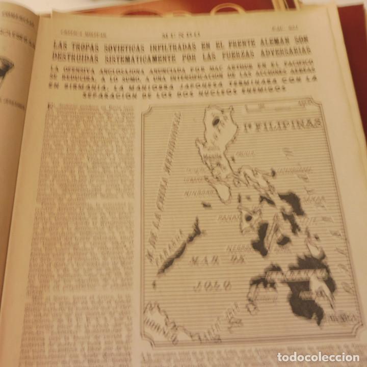 Militaria: Lote 80 revistas Mundo II Guerra Mundial - Foto 9 - 94448790