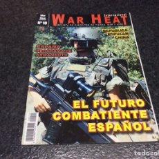 Militaria: WAR HEAT INTERNACIONAL Nº 10 REVISTA DE EJÉRCITOS DE TIERRA, MAR Y AIRE. Lote 95867719