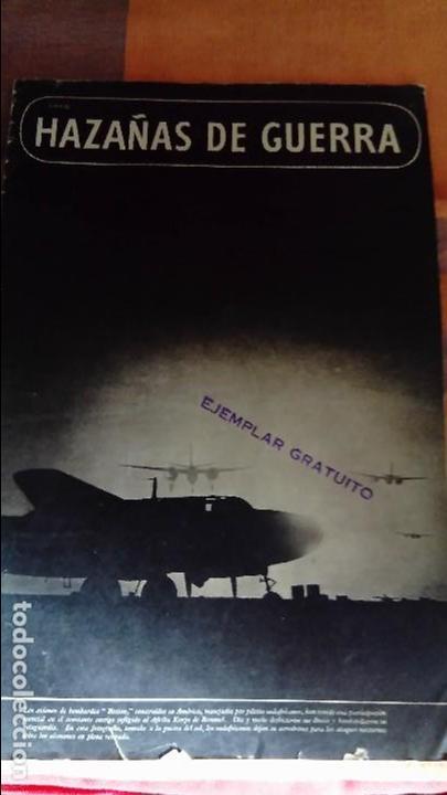 REVISTA HAZAÑAS DE GUERRA (Militar - Revistas y Periódicos Militares)